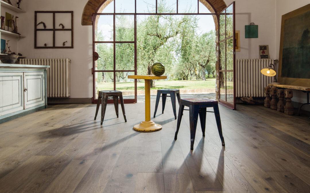 I vantaggi di scegliere il parquet per i pavimenti