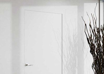 porte per interni laccate